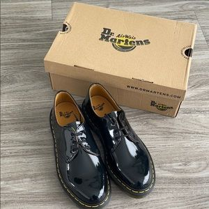 Dr.Martens 1461 patent leather Oxford shoes